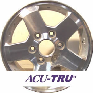 "16"" GMC Canyon, Chevrolet Colorado Wheel Rim - 5425"